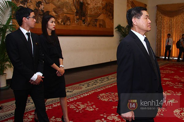 TP.HCM: Không khí trang nghiêm và đầy cảm động trong lễ viếng Đại tướng 54