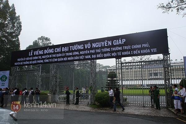 TP.HCM: Không khí trang nghiêm và đầy cảm động trong lễ viếng Đại tướng 1