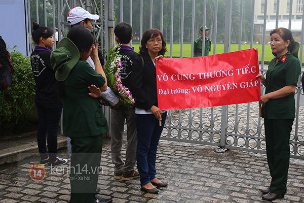 TP.HCM: Không khí trang nghiêm và đầy cảm động trong lễ viếng Đại tướng 5