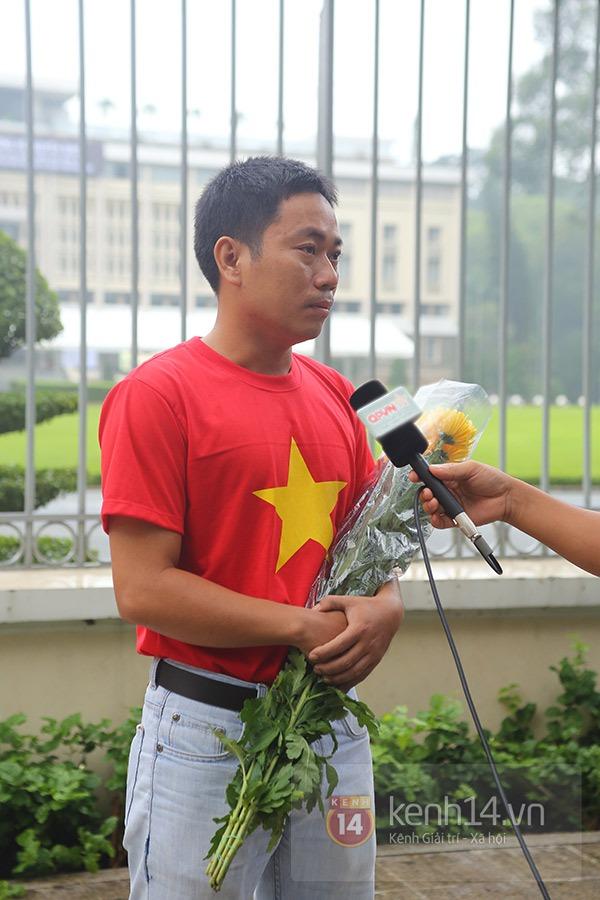 TP.HCM: Không khí trang nghiêm và đầy cảm động trong lễ viếng Đại tướng 9