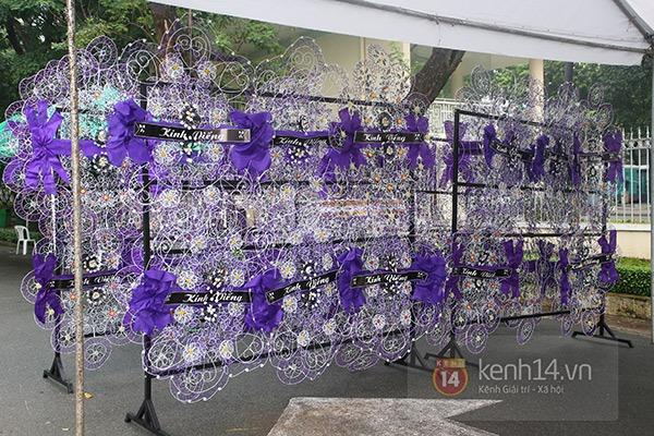 TP.HCM: Không khí trang nghiêm và đầy cảm động trong lễ viếng Đại tướng 13