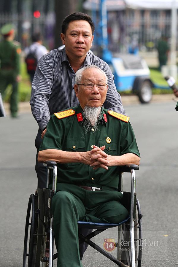 TP.HCM: Không khí trang nghiêm và đầy cảm động trong lễ viếng Đại tướng 23