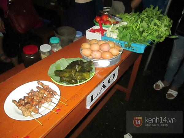 Buổi giao lưu văn hóa giữa trời mưa bão của sinh viên Đà Nẵng 5