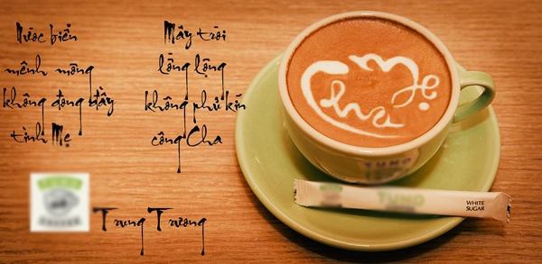 Cực thú vị công việc tạo hình nghệ thuật trên tách cà phê 13