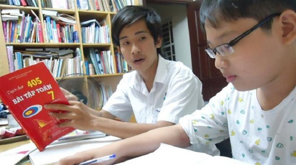 Sinh viên kể về trắc trở của nghề gia sư 2