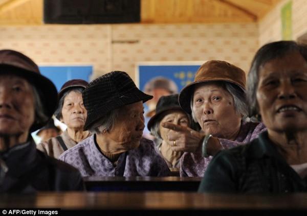 Ngôi làng có tới hơn 200 cụ trên trăm tuổi 1