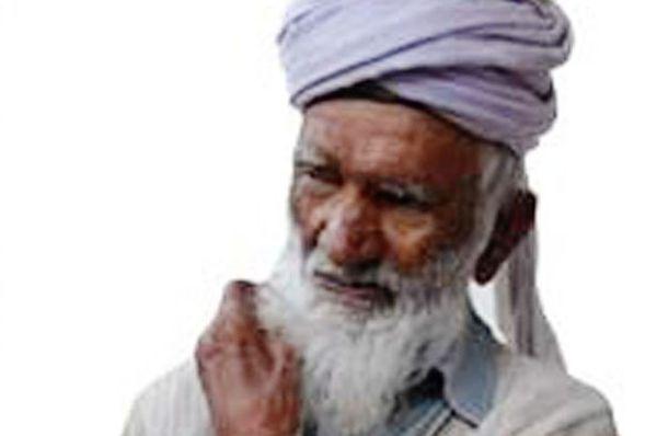 Cụ ông 141 tuổi khẳng định mình là người già nhất thế giới 1