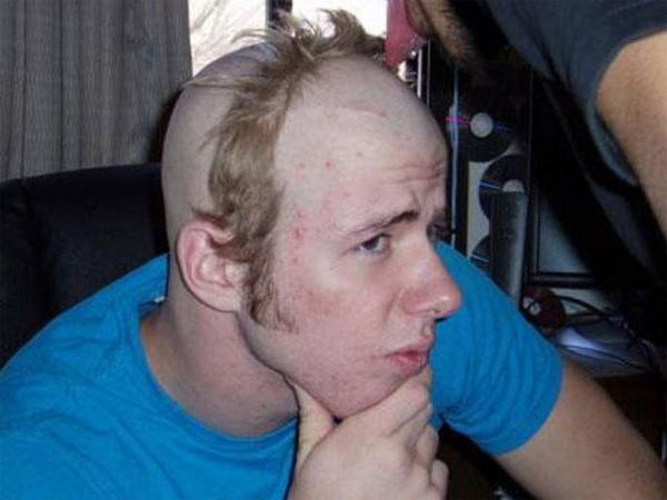 Bộ sưu tập kiểu tóc khó đỡ nhất mọi thời đại 2