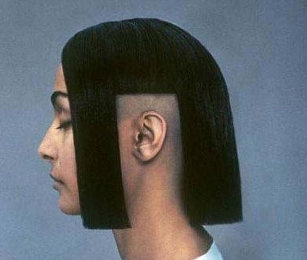 Bộ sưu tập kiểu tóc khó đỡ nhất mọi thời đại 3