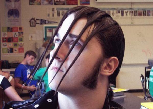 Bộ sưu tập kiểu tóc khó đỡ nhất mọi thời đại 6