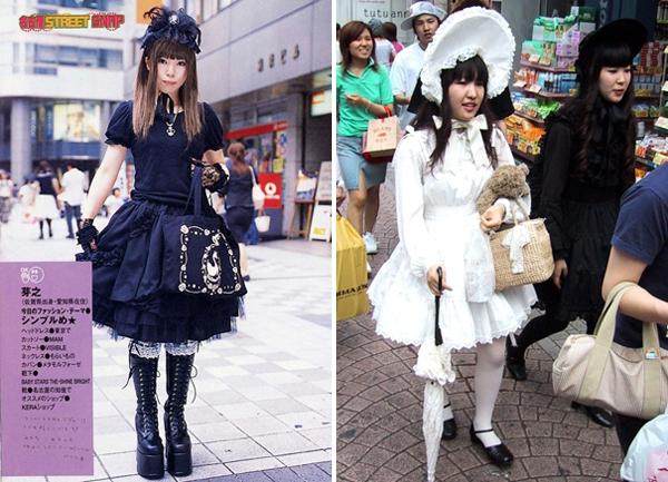 Những phong cách quái đản mang thương hiệu Nhật Bản 1