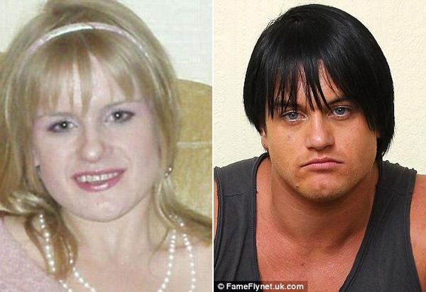 Cô gái biến thành đàn ông vì lạm dụng steroid 1