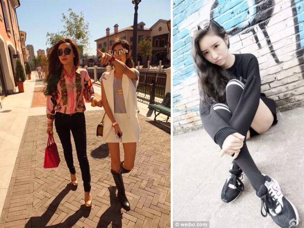 Trung Quốc: Những bà mẹ hot ngang ngửa con gái xinh đẹp của mình 4