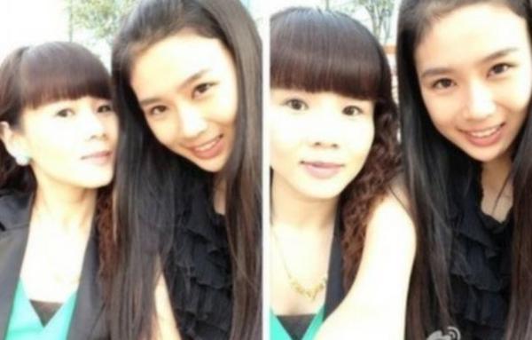 Trung Quốc: Những bà mẹ hot ngang ngửa con gái xinh đẹp của mình 2