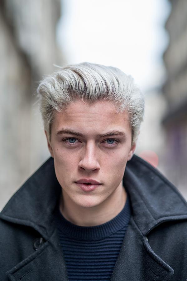 """Lucky Blue Smith - """"Kẻ tiếm ngôi"""" siêu mẫu Sean O'pry 18"""
