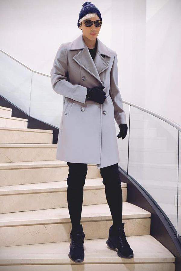 NTK Lý Quí Khánh được mời tham dự New York Fashion Week 4