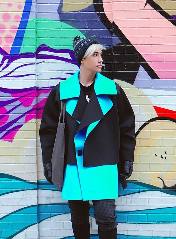 NTK Lý Quí Khánh được mời tham dự New York Fashion Week 5