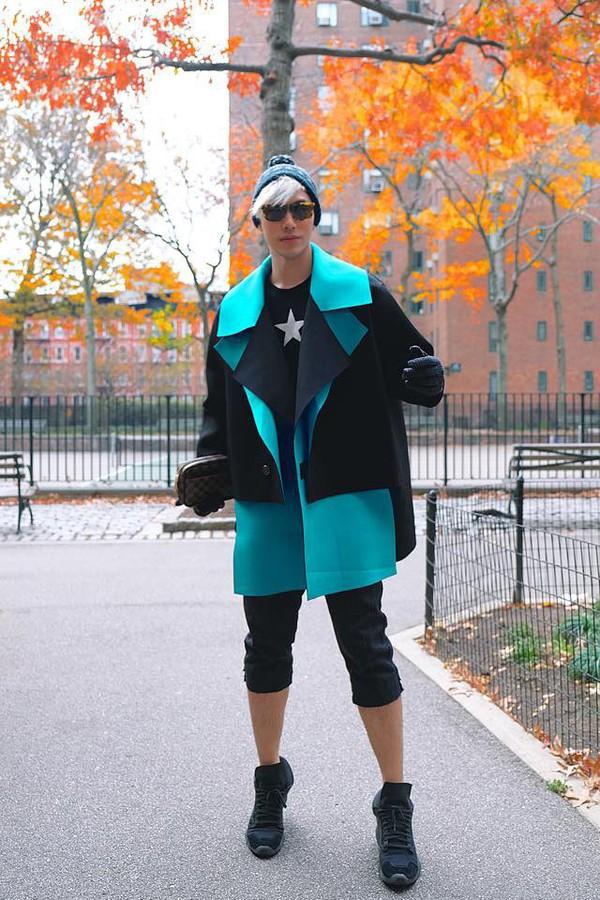 NTK Lý Quí Khánh được mời tham dự New York Fashion Week 6