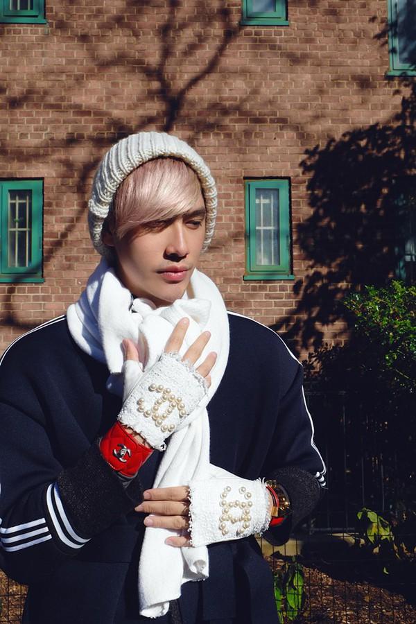 NTK Lý Quí Khánh được mời tham dự New York Fashion Week 9