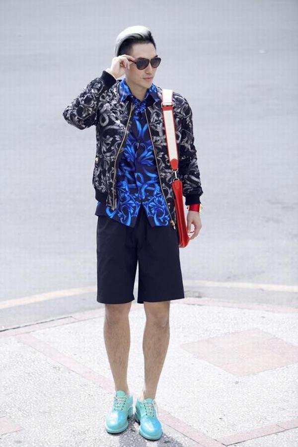 NTK Lý Quí Khánh được mời tham dự New York Fashion Week 11