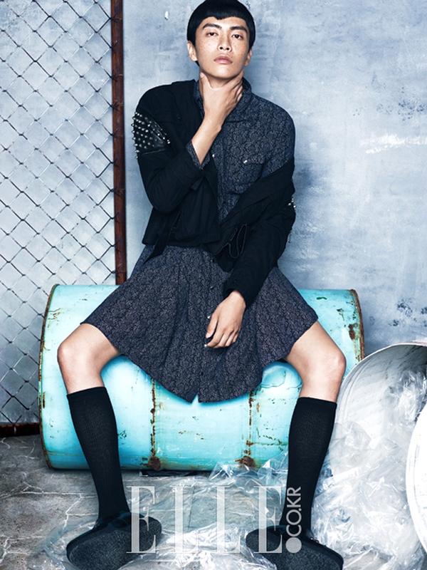 Lee Seung Gi lại dẫn đầu đoàn mỹ nam trên tạp chí tháng 1 14