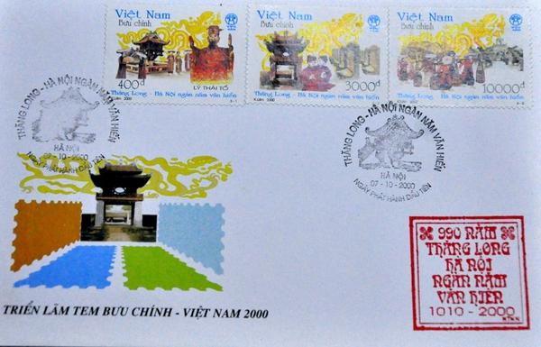 Xúc động cụ ông gần 90 tuổi vẫn miệt mài sưu tầm tem về Hà Nội 7