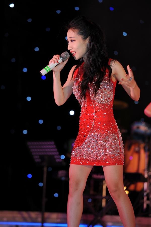 Hương Tràm tái xuất cùng dàn thí sinh The Voice 9