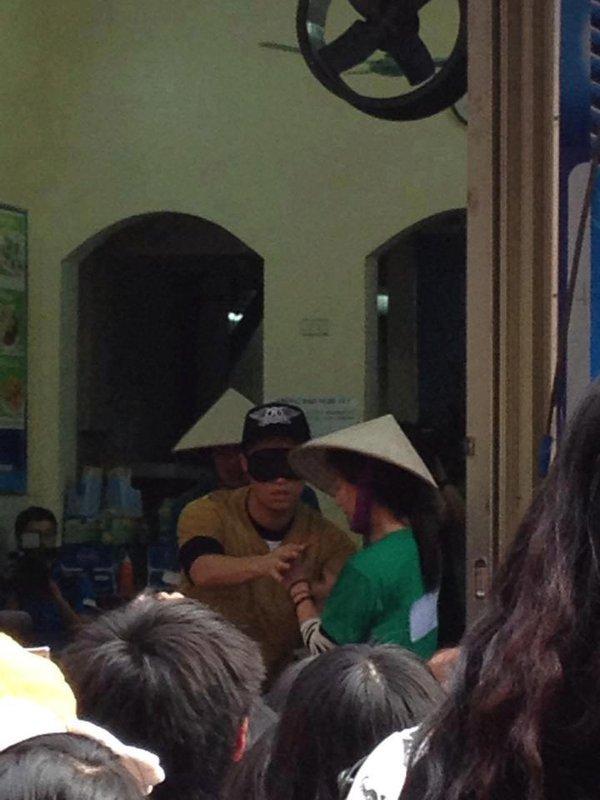 """Toàn cảnh ngày ghi hình đầu tiên ở Việt Nam của """"Running Man"""" 65"""