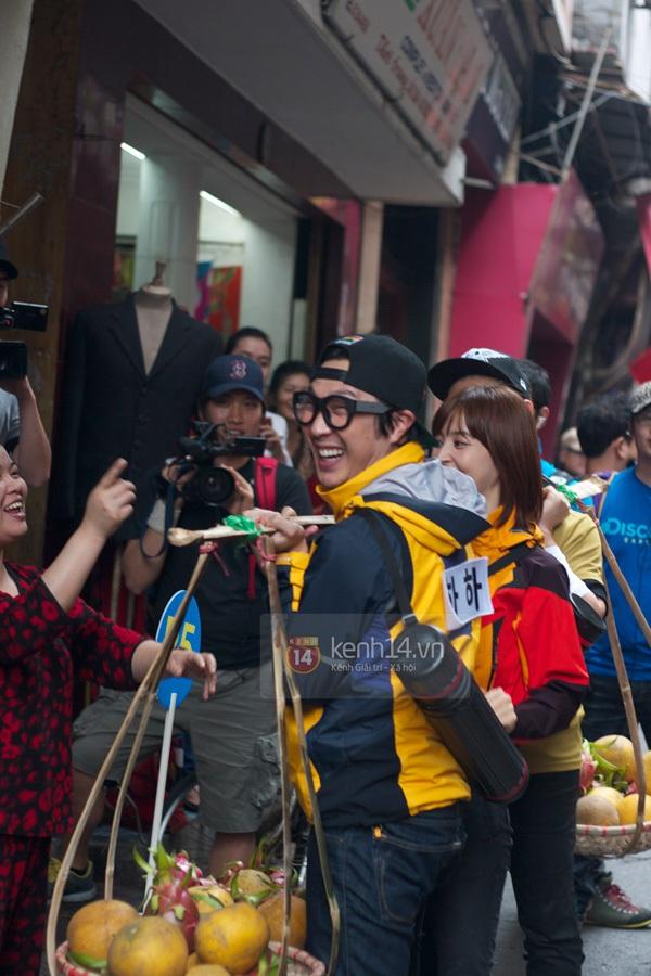 """Toàn cảnh ngày ghi hình đầu tiên ở Việt Nam của """"Running Man"""" 52"""