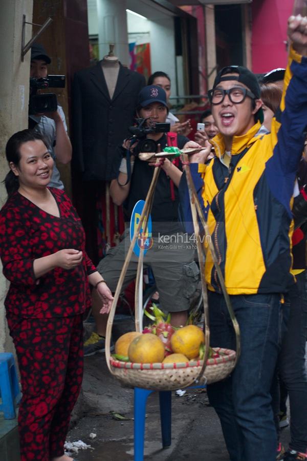"""Toàn cảnh ngày ghi hình đầu tiên ở Việt Nam của """"Running Man"""" 53"""