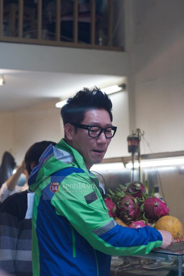 """Toàn cảnh ngày ghi hình đầu tiên ở Việt Nam của """"Running Man"""" 56"""