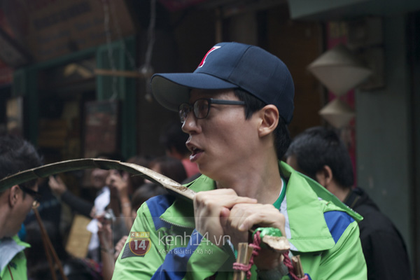 """Toàn cảnh ngày ghi hình đầu tiên ở Việt Nam của """"Running Man"""" 42"""