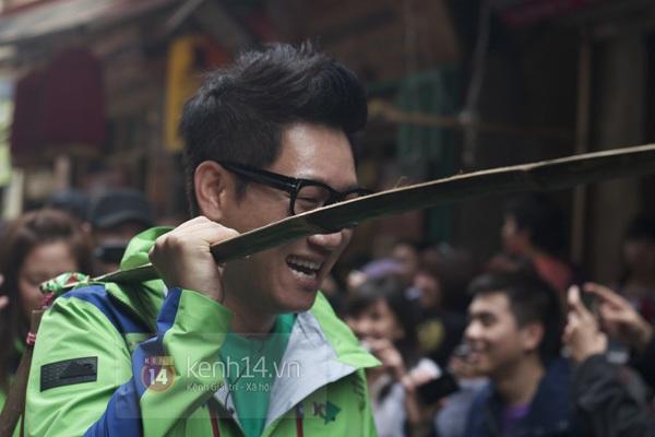 """Toàn cảnh ngày ghi hình đầu tiên ở Việt Nam của """"Running Man"""" 43"""
