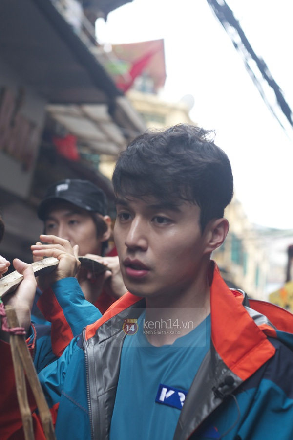 """Toàn cảnh ngày ghi hình đầu tiên ở Việt Nam của """"Running Man"""" 49"""
