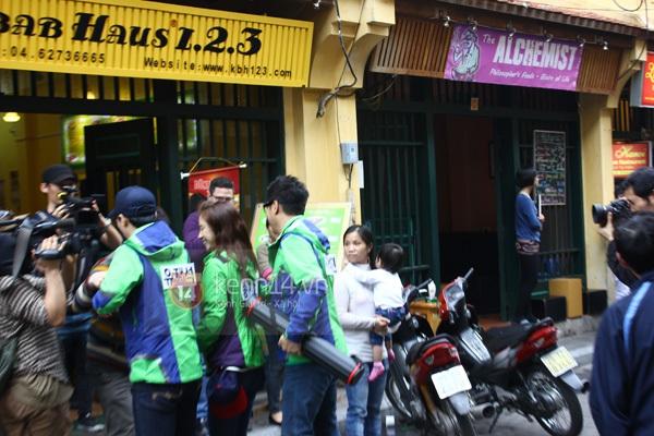 """Toàn cảnh ngày ghi hình đầu tiên ở Việt Nam của """"Running Man"""" 22"""