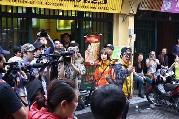 """Toàn cảnh ngày ghi hình đầu tiên ở Việt Nam của """"Running Man"""" 27"""