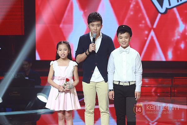 """Liveshow 2: Hồ Hoài Anh và Trấn Thành """"đấu"""" vọng cổ vì Phương Mỹ Chi 12"""