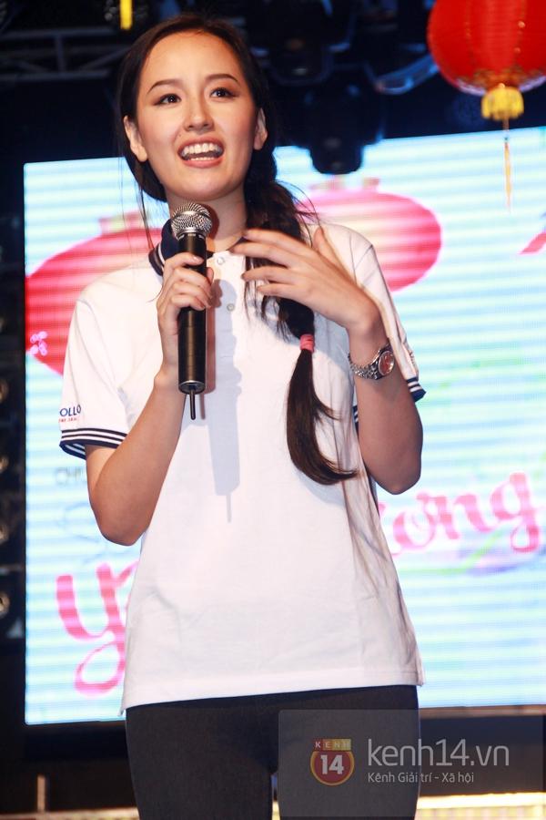 Sao Việt ủng hộ Mai Phương Thúy làm show từ thiện Trung thu 4