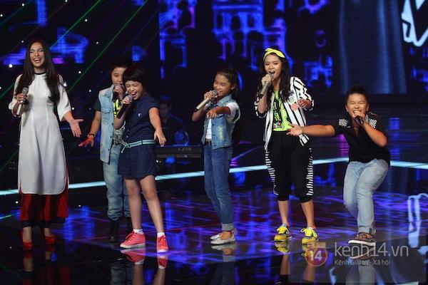 """Nguyễn Quang Anh trở thành Quán quân đầu tiên của """"The Voice Kids Việt"""" 26"""