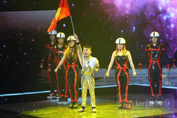 """Nguyễn Quang Anh trở thành Quán quân đầu tiên của """"The Voice Kids Việt"""" 35"""