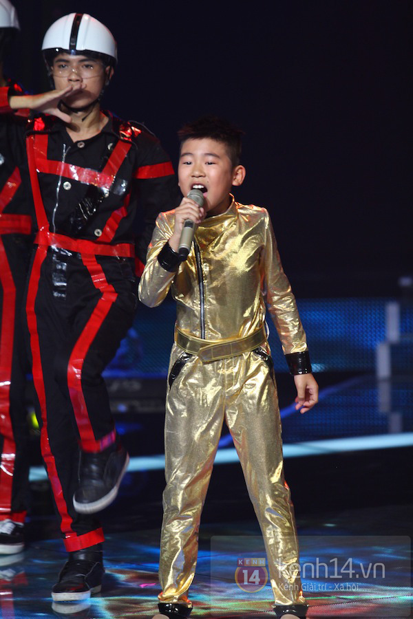 """Nguyễn Quang Anh trở thành Quán quân đầu tiên của """"The Voice Kids Việt"""" 36"""