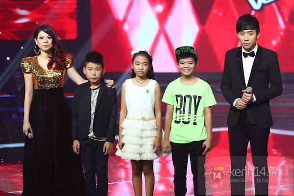 """Nguyễn Quang Anh trở thành Quán quân đầu tiên của """"The Voice Kids Việt"""" 39"""