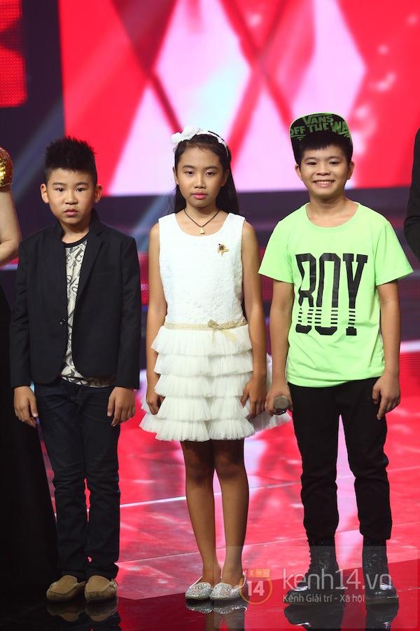 """Nguyễn Quang Anh trở thành Quán quân đầu tiên của """"The Voice Kids Việt"""" 40"""