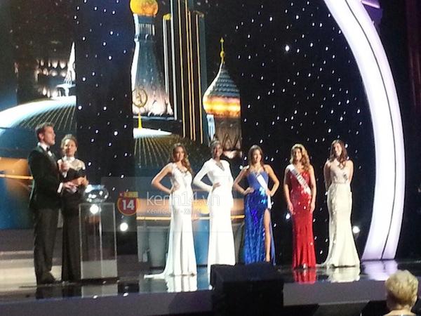 Độc quyền: Hình ảnh hiếm hoi buổi tổng duyệt Chung kết Miss Universe 2013 10