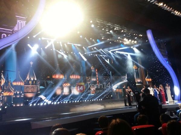 Độc quyền: Hình ảnh hiếm hoi buổi tổng duyệt Chung kết Miss Universe 2013 11