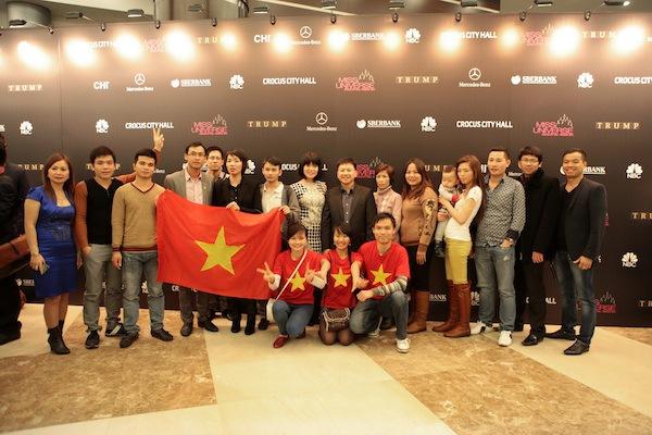 Trương Thị May tự tin tỏa sáng vòng Bán kết Miss Universe 2013 33