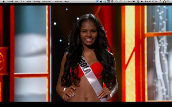 Trương Thị May tự tin tỏa sáng vòng Bán kết Miss Universe 2013 20