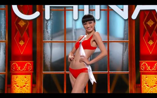 Trương Thị May tự tin tỏa sáng vòng Bán kết Miss Universe 2013 22