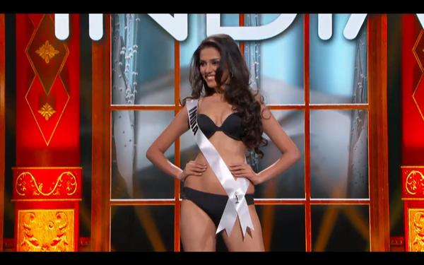 Trương Thị May tự tin tỏa sáng vòng Bán kết Miss Universe 2013 25