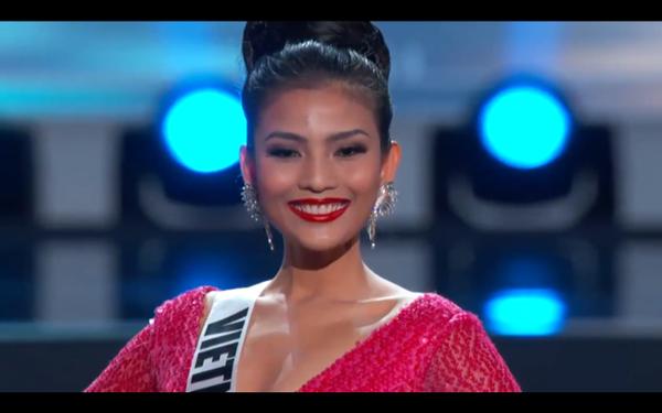 Trương Thị May tự tin tỏa sáng vòng Bán kết Miss Universe 2013 10